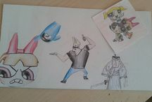 cartoons drawing