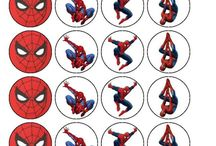 Spiderman party / Spiderman party theme