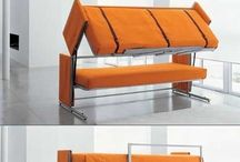 Space Saving Designs (Objects & Furniture)