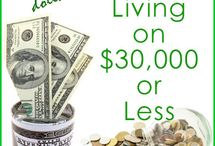 Living Frugal / Frugal living / by Blessed With Grace by Lisa King Morgan