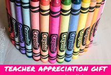 Teacher Appreciation Day / First Tuesday in March / by Vanessa Olivo