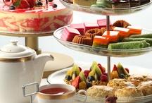 High tea & tea party