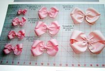 Hair Bow Tips, Ideas and Information