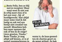 FELIX WILBRINK RECEPTEN