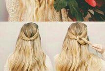 Peinados, mi estilo ;)