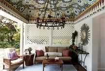 outdoor bedroom / by Jessica Alba