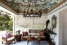 outdoor bedroom / by Jessica Alba