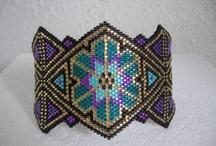 Peyote beadwork