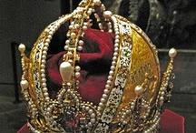 coroas reais