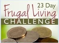 frugal simple living