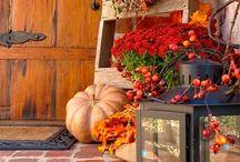Herbst hallowen
