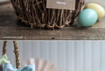 Easter Crafts & Ideas