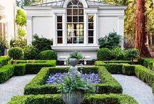 Formal Gardens / Formal Garden Inspiration