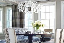 Dream home decor / All the pretty things for inside the home / by Julie Dickinson