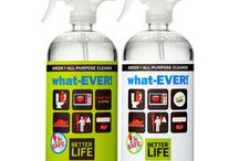Green CLEAN / Safe Cleaning Products for the Home