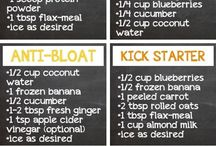 Great Smoothie and Juice Ideas