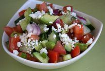Salade receipe
