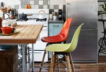 Kitchen Inspirations / No matter what your level of comfort is in the kitchen, these inspiring pins will get you excited to get in there and get cooking.