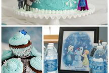 Birthday party inspiration! / by Schyler Blackwell