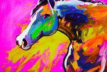 Horses / by Shusha B