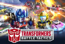TRANSFORMERS: Battle Tactics descargar gratis App Android o iOS Apple