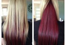 Hair colors / by Angela Stricker