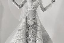 High Fashion Wedding Editorials
