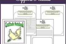 Homeschool- Copy Work