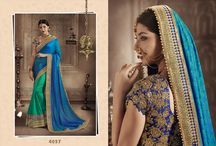 Designer Stunning Party Wear Sarees Collection