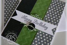 Cards  Birthday  (Masculine)