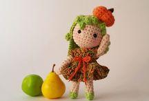 Crochet & knitted toys / by Maria Kozlova
