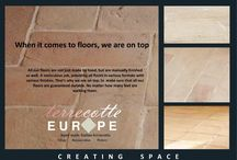 Terrecotte Europe - Creating space
