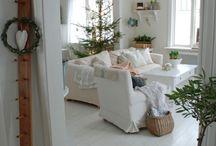 Christmas Decor / Christmas home decor ideas and inspiration!