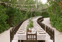 Long table layout