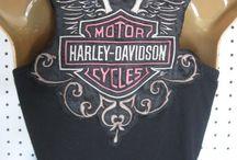 Harley Davidson outfits <3 / by Whitney Lovelady