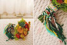Bouquet colorés / by Chloé cuisine en vert