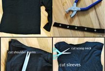 CREATIVE - DIY clothes