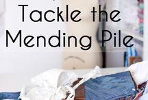 Mending tips