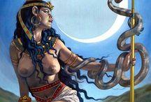 Egipcian mythology