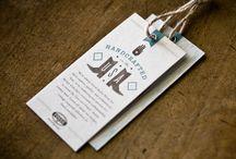 toscanità - hangs tag label