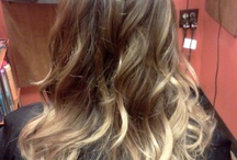 Hair - Californianas e Ombré / by Kelly Souza