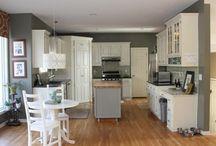 Küche / Kiewelsberg