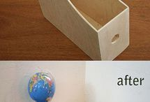 Home crafts and ideas