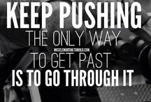 Keep pushing and never give up!!!! keep that drive!!