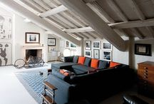 Cozy Spaces / by Dana Wolter