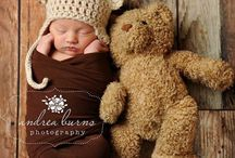 Julian's Newborn Photos / by Lisa Blouin