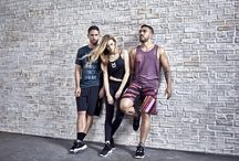 Reebok FW16 / Check out the new range from Reebok.  Fresh from the street to the studio. Shop the collection here: reebok.com/lesmills