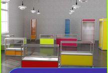 Displays / Custom displays to meet your aspirations
