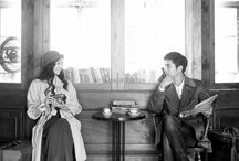 prewed photos idea / Indoor -cafe-