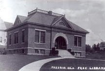"""Presque Isle History / Photos and artifacts from the history of """"The Star City.""""  Many images can be found by visiting www.mainememory.net"""
